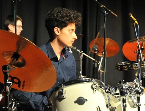 Nachwuchstalente am Schlagzeug – Schülerkonzerte 2015