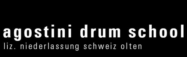 Agostini Drum School, Liz. Niederlassung Schweiz Olten