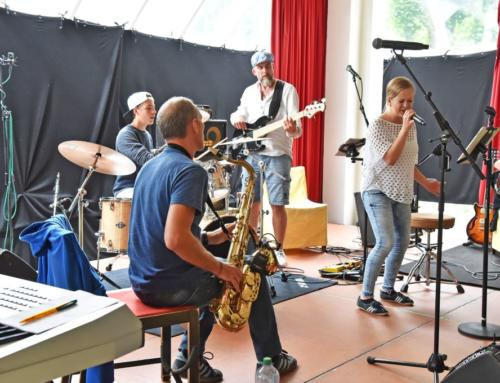 Drum Workshop 2017 – Bilder online