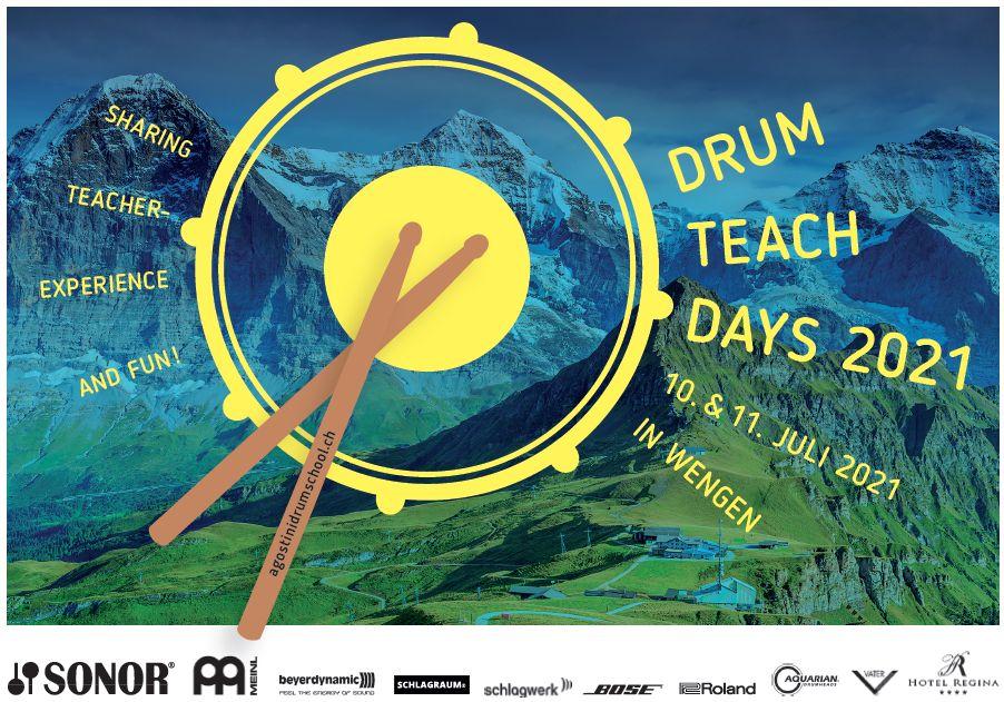 Drum Teach Days 2021
